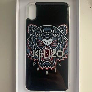 Authentic Kenzo iPhone X/xs Max case
